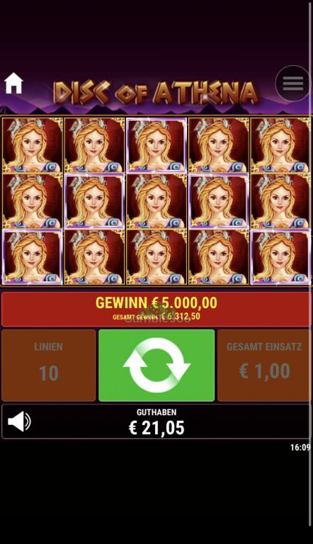 Disc of Athena Gewinnbild von Davedave92