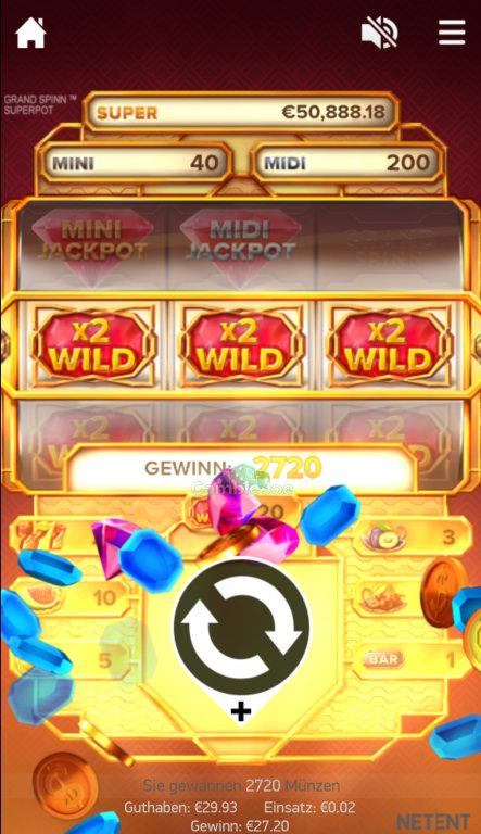 Grand Spinn Superpot Gewinnbild von simijan