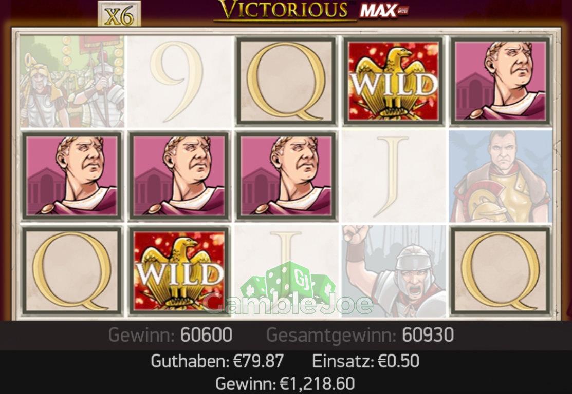 Victorious Max Gewinnbild von Dastierhd