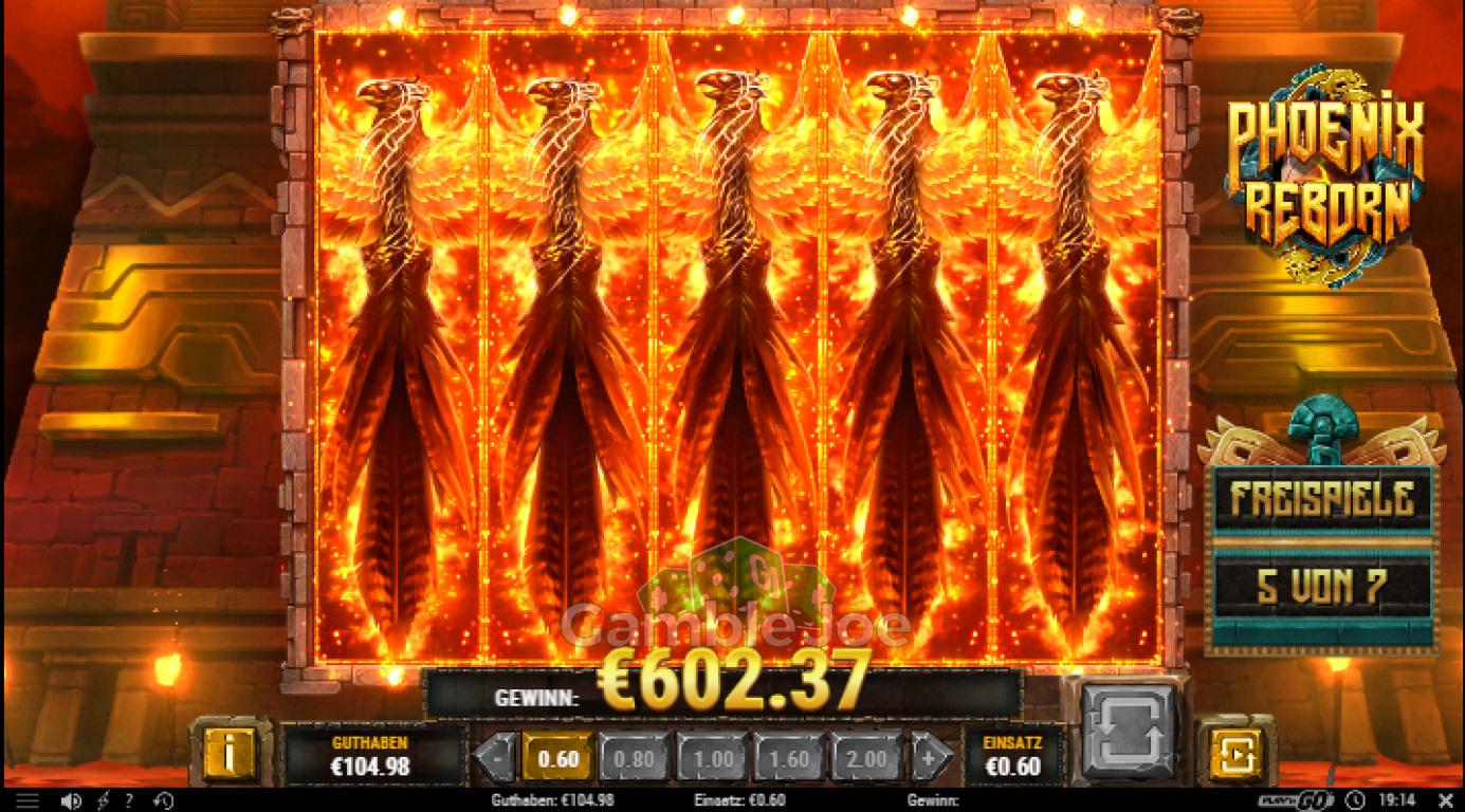 Phoenix Reborn Gewinnbild von moment12
