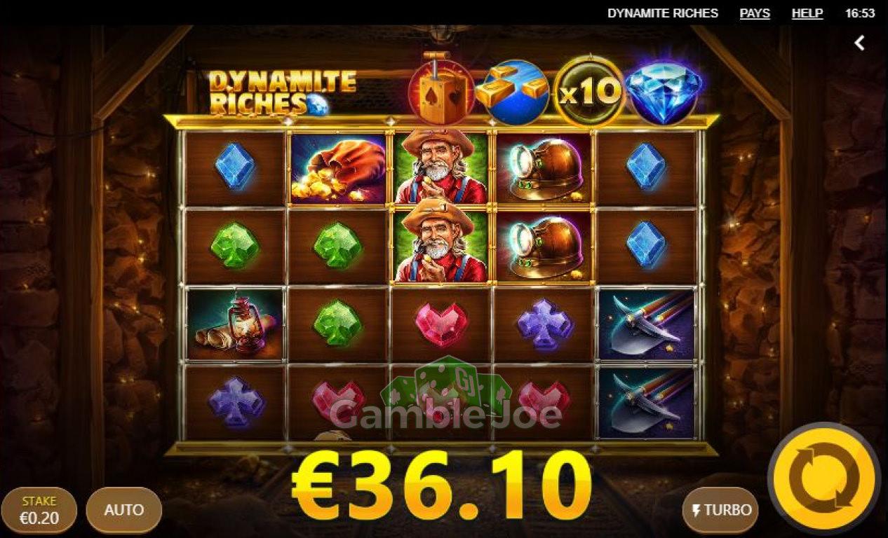 Spiele Dynamite Riches - Video Slots Online