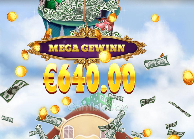 Piggy Riches Megaways Gewinnbild von Chris26
