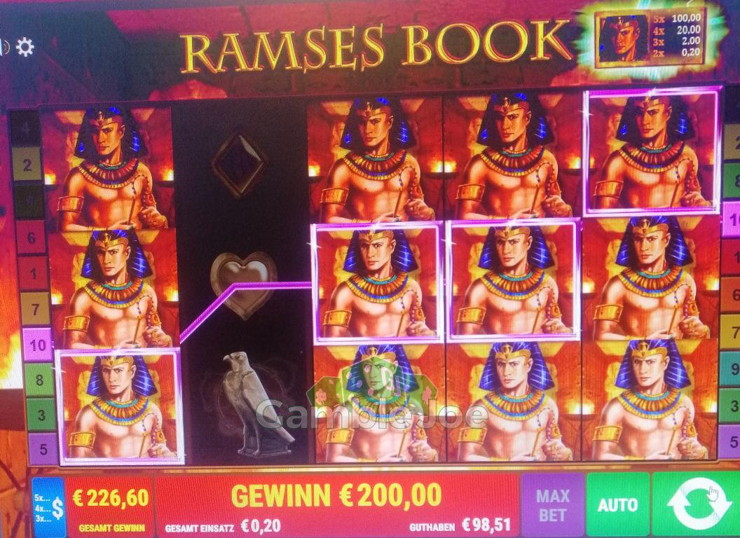 Ramses Book Gewinnbild von Uitzn
