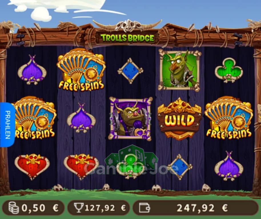 Trolls Bridge Gewinnbild von Jesss711