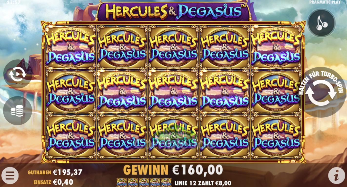 Hercules and Pegasus Gewinnbild von Gaby71