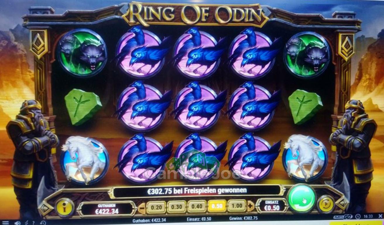 Ring of Odin Gewinnbild von redriver67