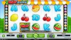 Fruit Shop Gewinnbild