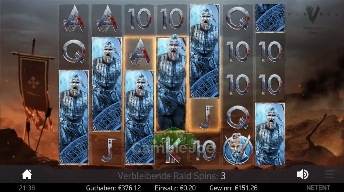 Vikings Gewinnbild von ShakhtarD