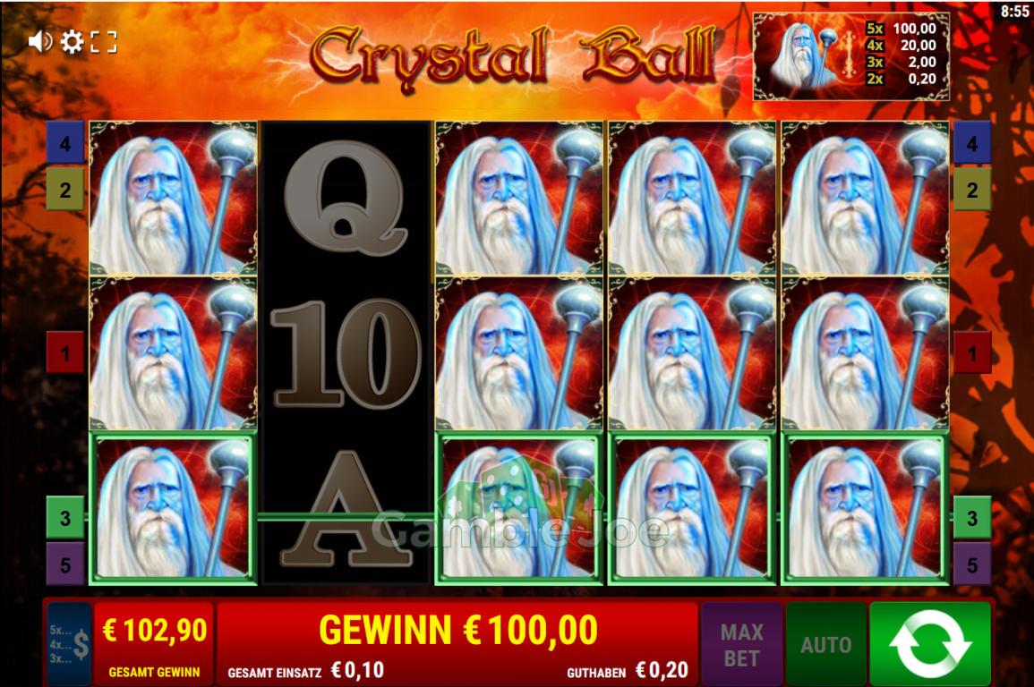 Crystal Ball Gewinnbild von ruhrpott