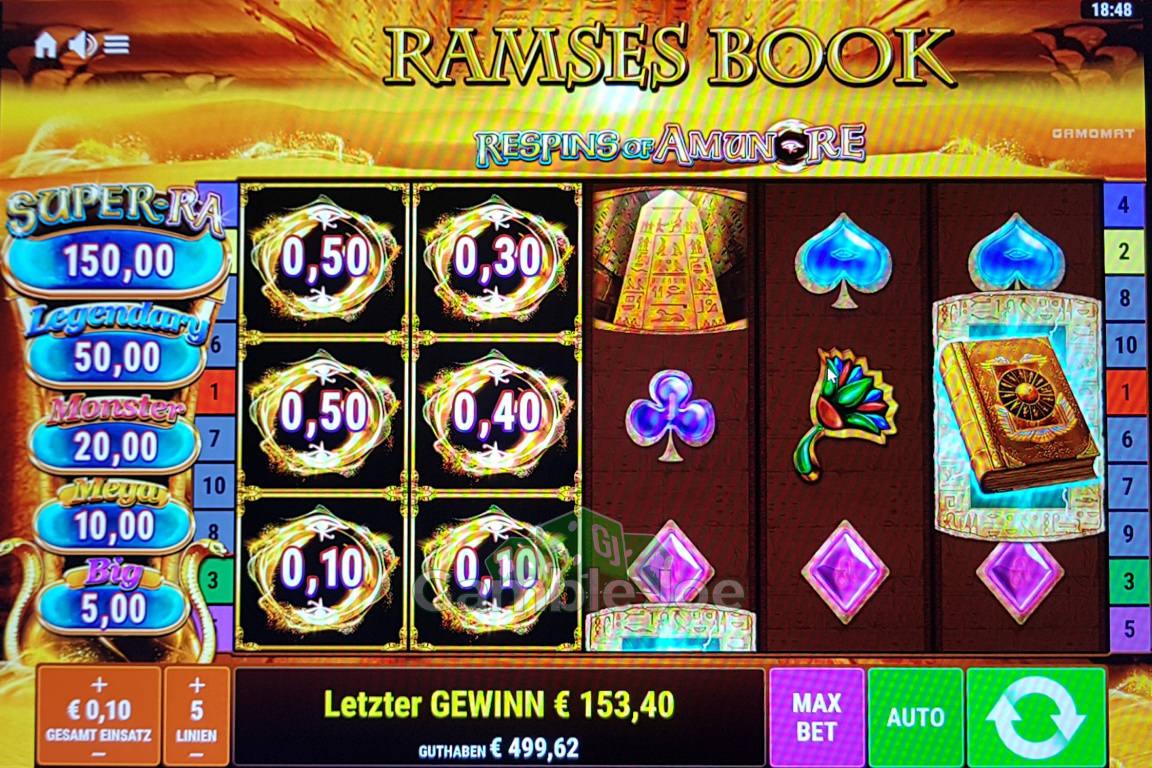 Ramses Book Gewinnbild von Begi_HL