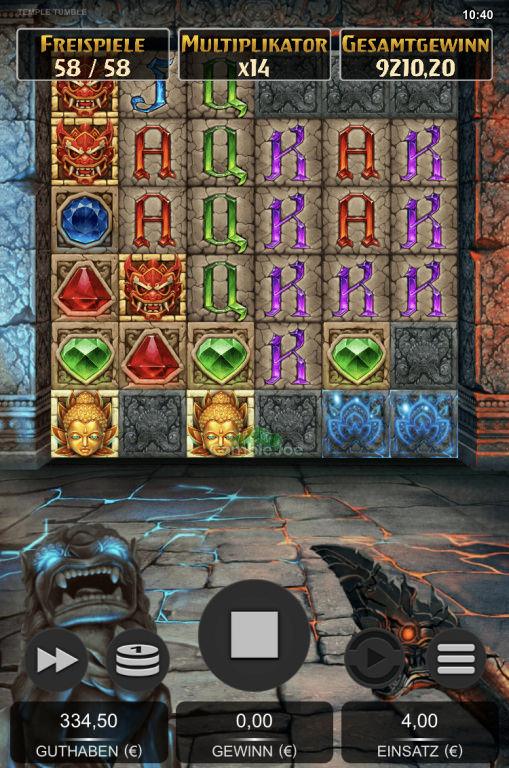 Temple Tumble Gewinnbild von Nykoh311