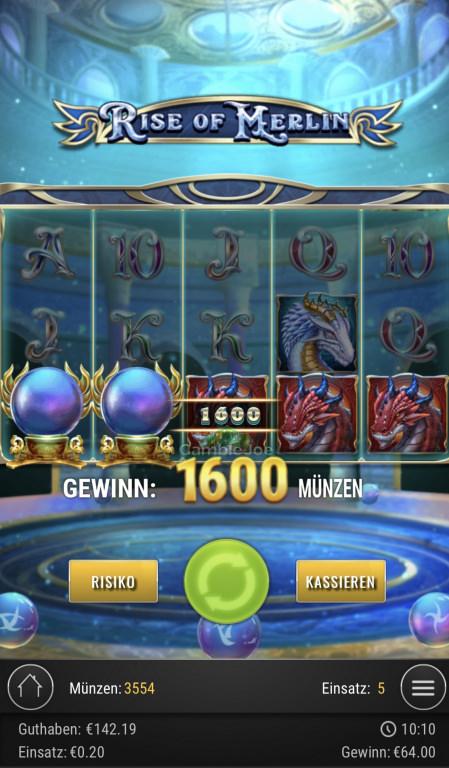 Rise of Merlin Gewinnbild von NicoK92