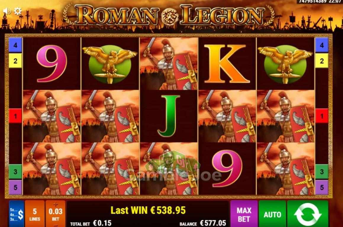 Roman Legion Gewinnbild von killpart