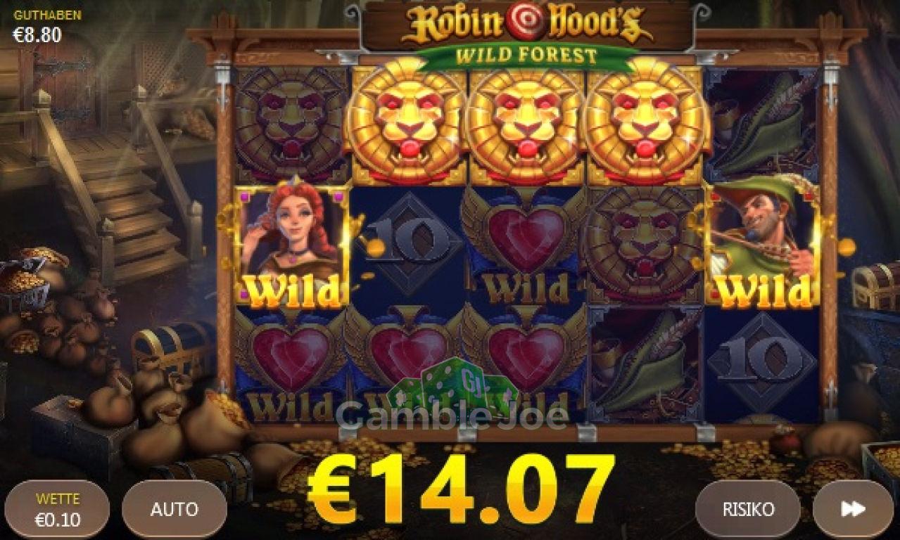 Robin Hood's Wild Forest Gewinnbild von A****m