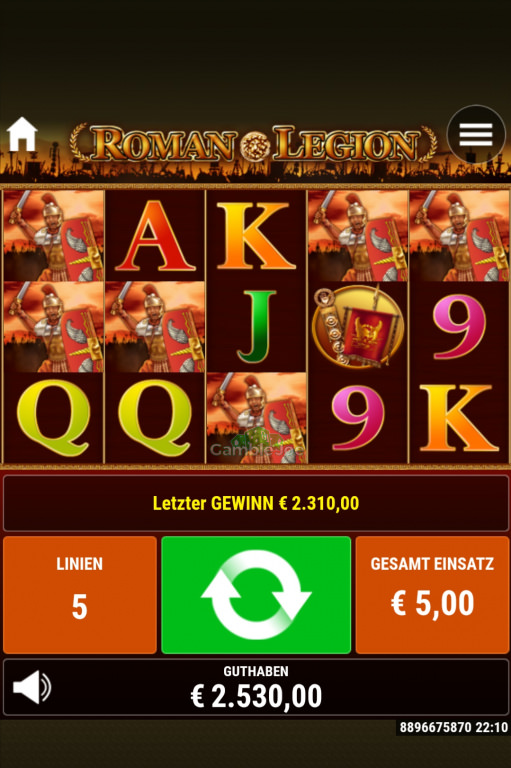 Roman Legion Gewinnbild von Goeki72