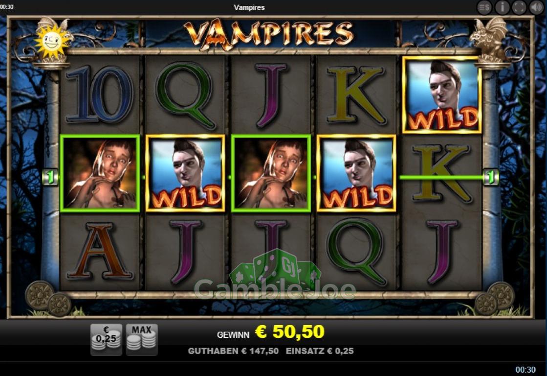 Vampires Gewinnbild von garfield68