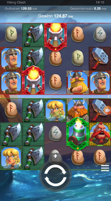 Viking Clash Gewinnbild von DerHamburger87