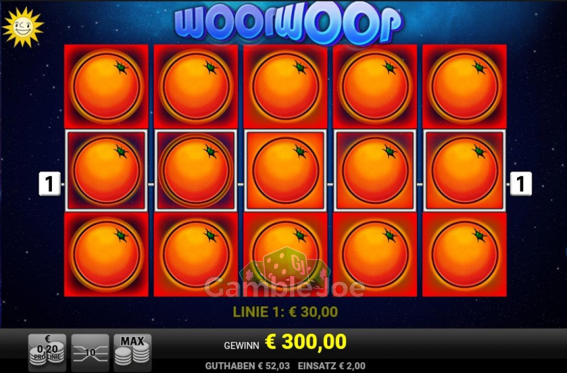 Woop Woop Gewinnbild von Sahip74