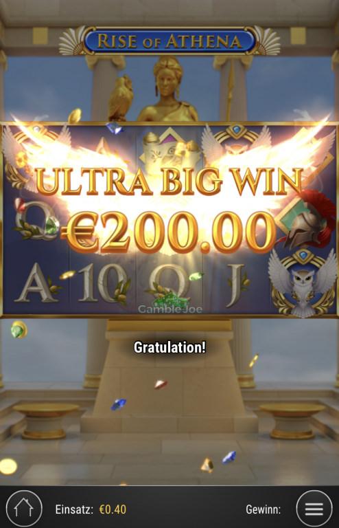 Rise of Athena Gewinnbild von Marcellovic