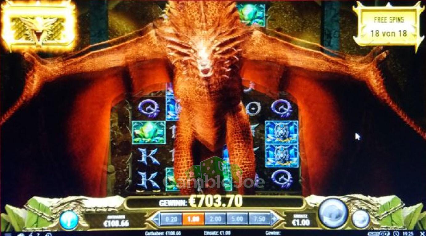 24k Dragon Gewinnbild von redriver67