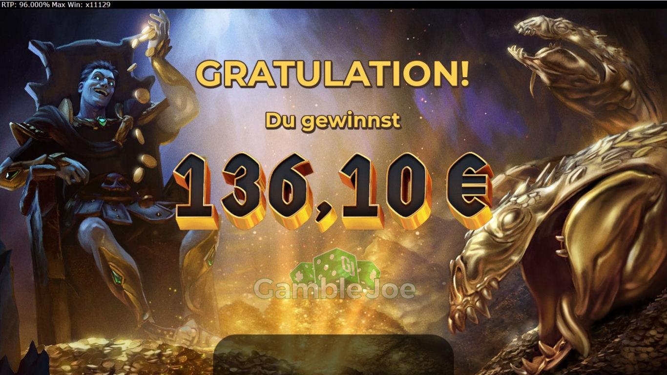 Hades Gigablox Gewinnbild von Delarion