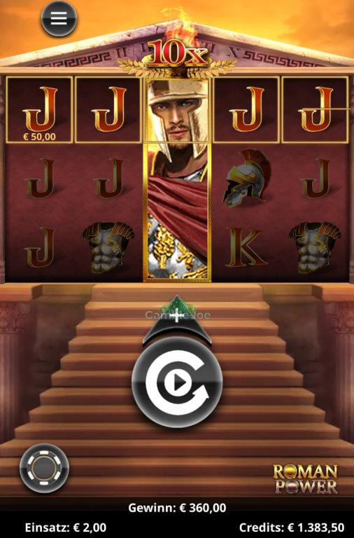 Roman Power Gewinnbild von Cheetos93