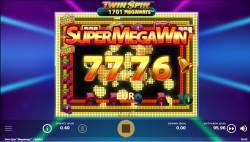 Twin Spin Megaways Gewinnbild