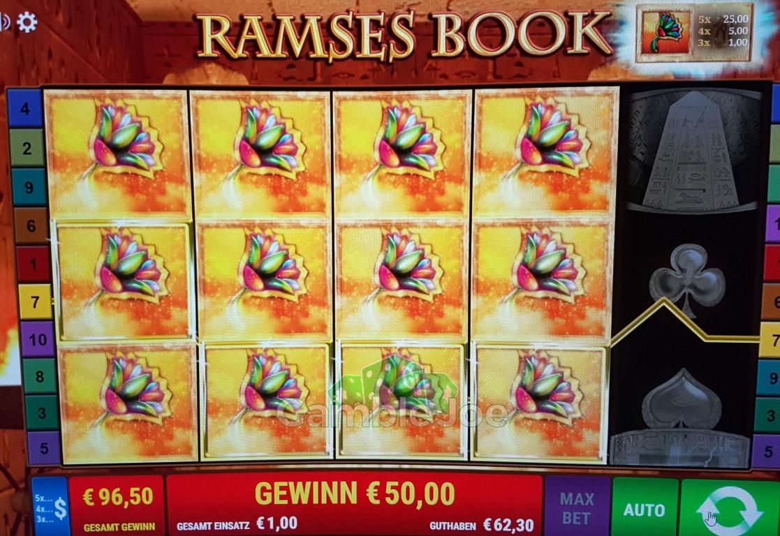 Ramses Book Gewinnbild von zocker0815