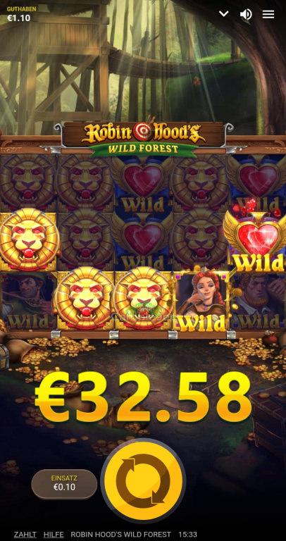 Robin Hood's Wild Forest Gewinnbild von Tinag1