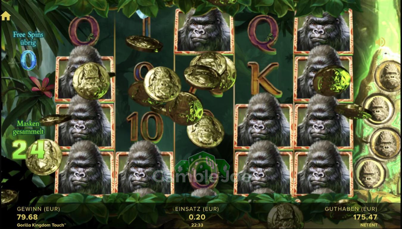 Gorilla Kingdom Gewinnbild von ShakhtarD