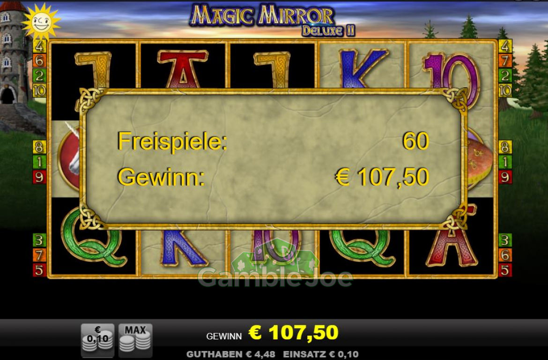 Magic Mirror Deluxe II Gewinnbild von tsrvtech