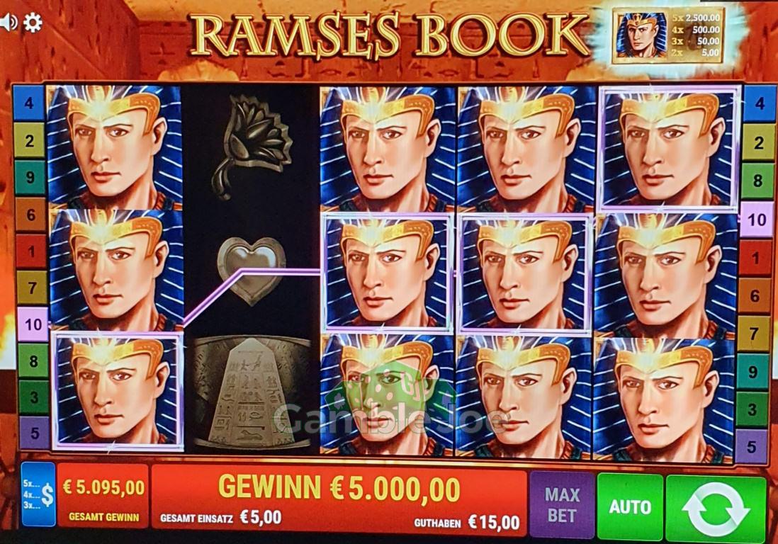 Ramses Book Gewinnbild von Debra2805