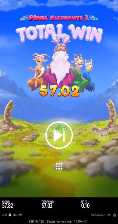 Pink Elephants 2 Gewinnbild von robby811