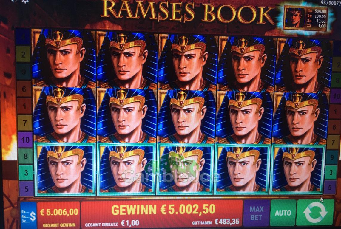Ramses Book Gewinnbild von toastbrot1707