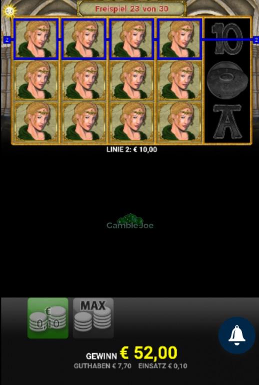 Magic Mirror Deluxe II Gewinnbild von Dude123