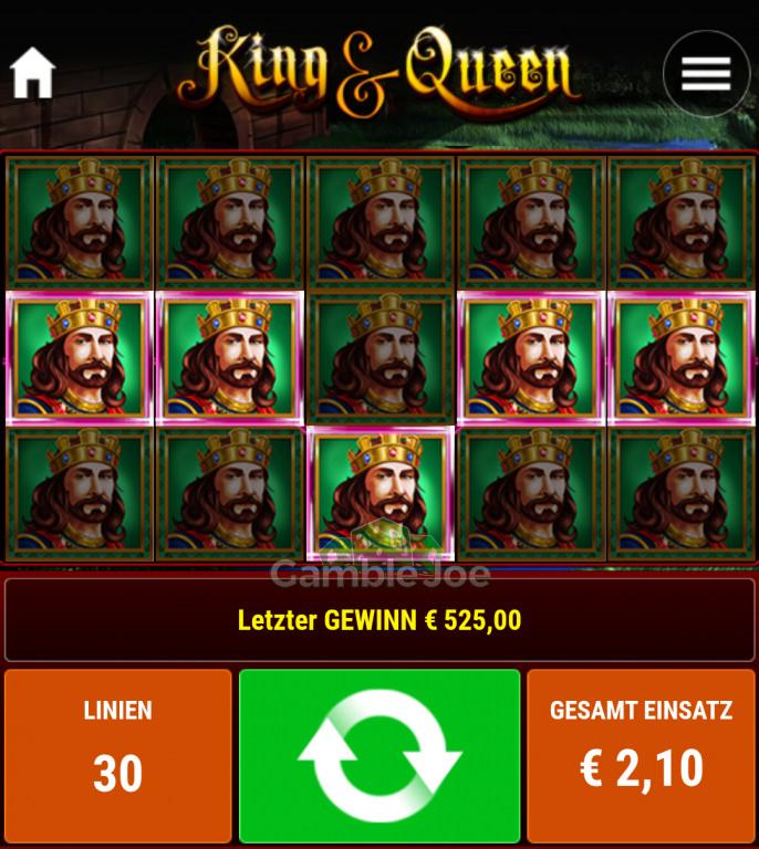 King and Queen Gewinnbild von Latzemann11