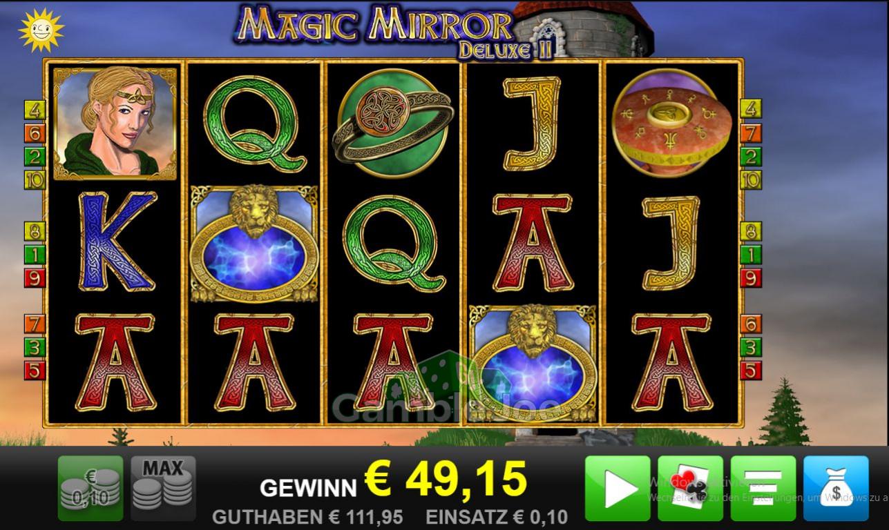 Magic Mirror Deluxe II Gewinnbild von Autonym