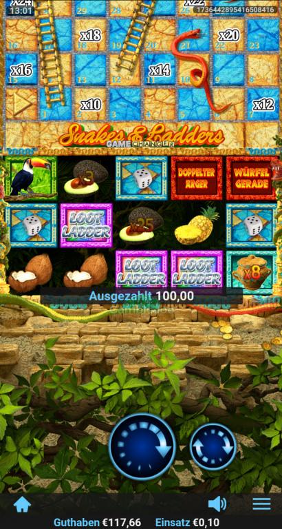 Snakes & Ladders Game Changer Gewinnbild von roccoammo11