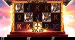 Sword of Khans Gewinnbild