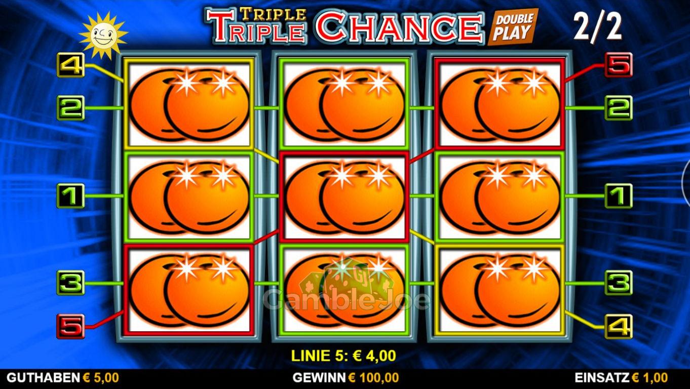 Triple Triple Chance Gewinnbild von Autonym