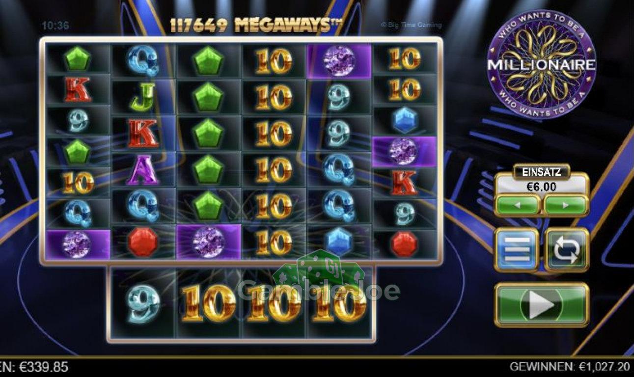 Who Wants to Be a Millionaire Gewinnbild von Chris26