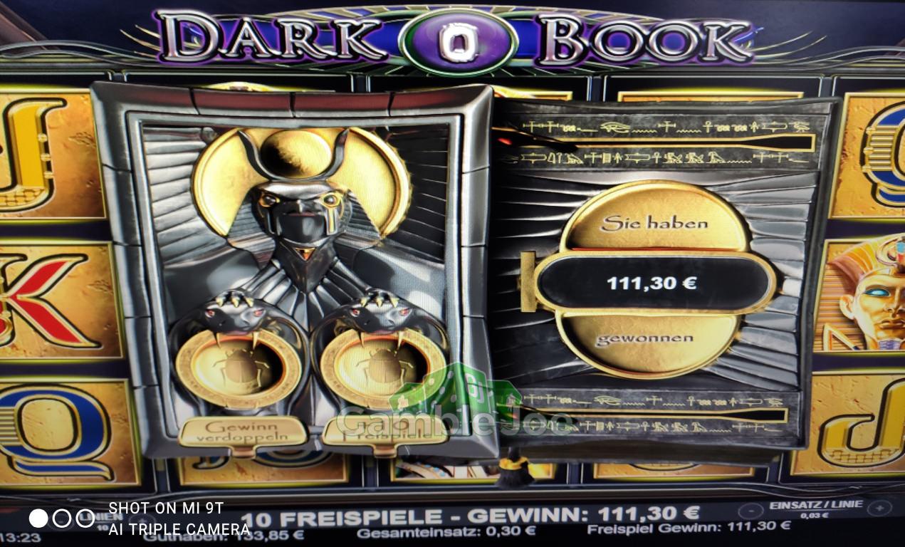 Book of Horus Gewinnbild von needle34