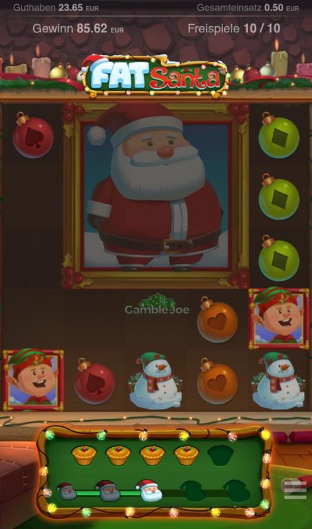 Fat Santa Gewinnbild von Eycer