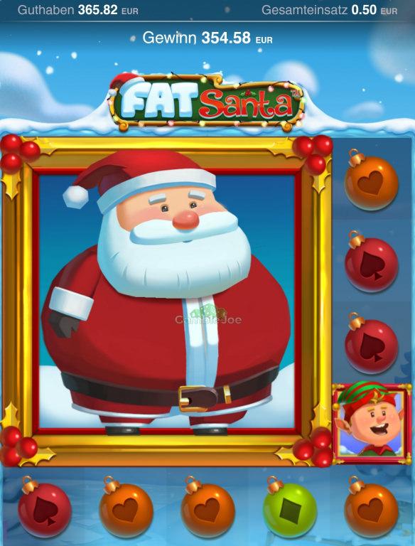 Fat Santa Gewinnbild von Jacy30