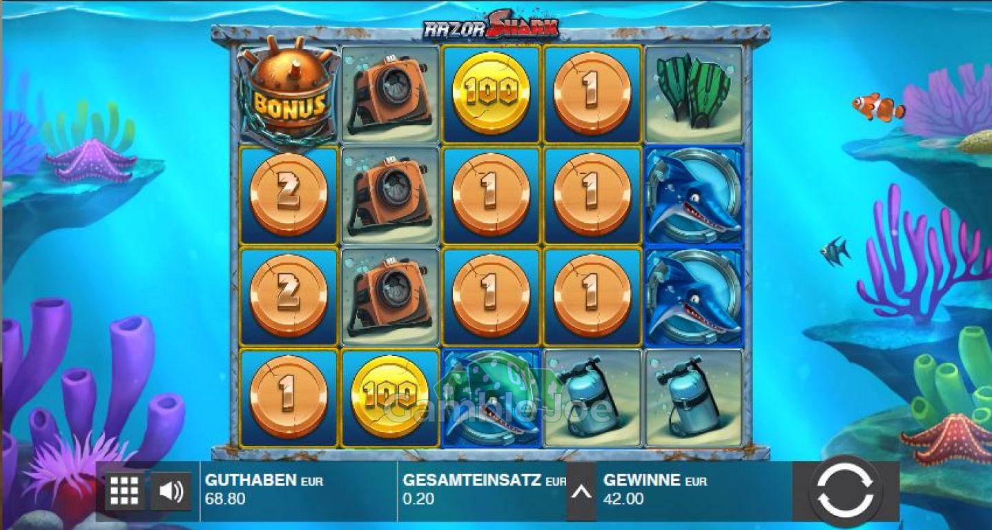 Razor Shark Gewinnbild von FlyHigh52