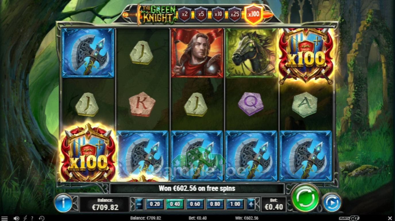 The Green Knight Gewinnbild von denyo123