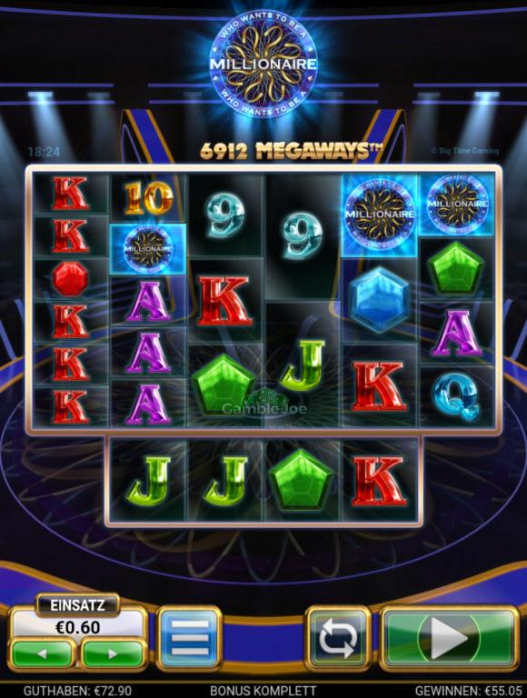 Who Wants to Be a Millionaire Gewinnbild von Wengust