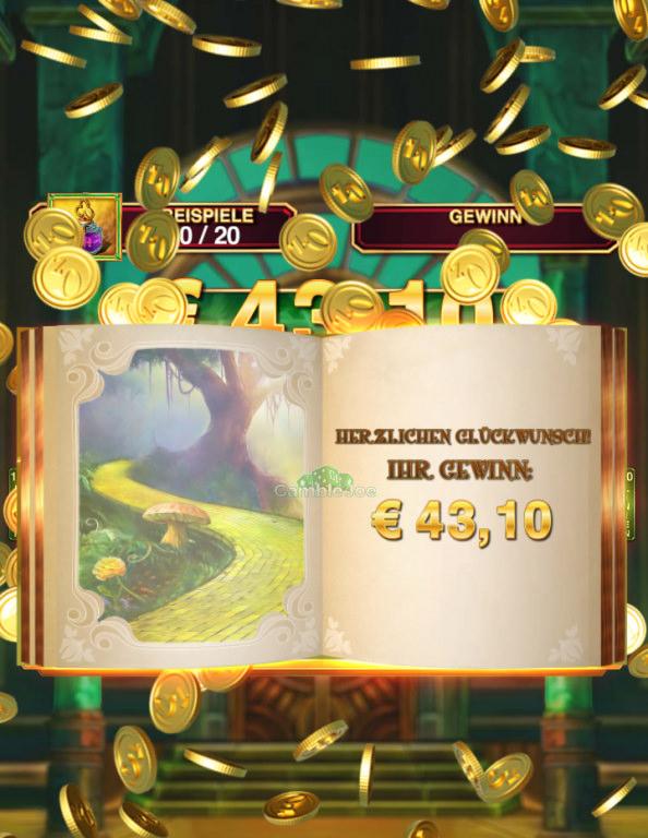 Book of Oz Gewinnbild von DerLorax