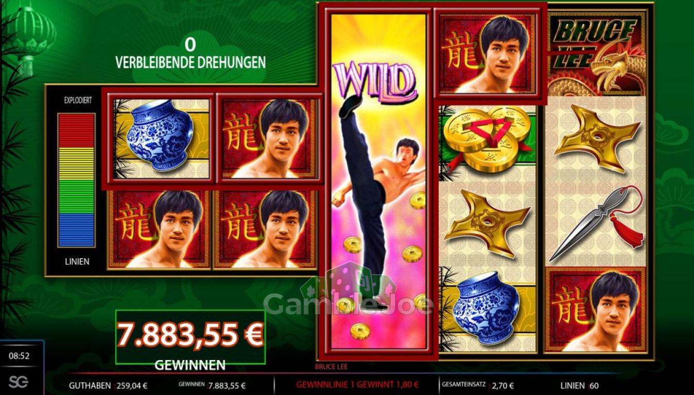 Bruce Lee Gewinnbild von Littlemanson
