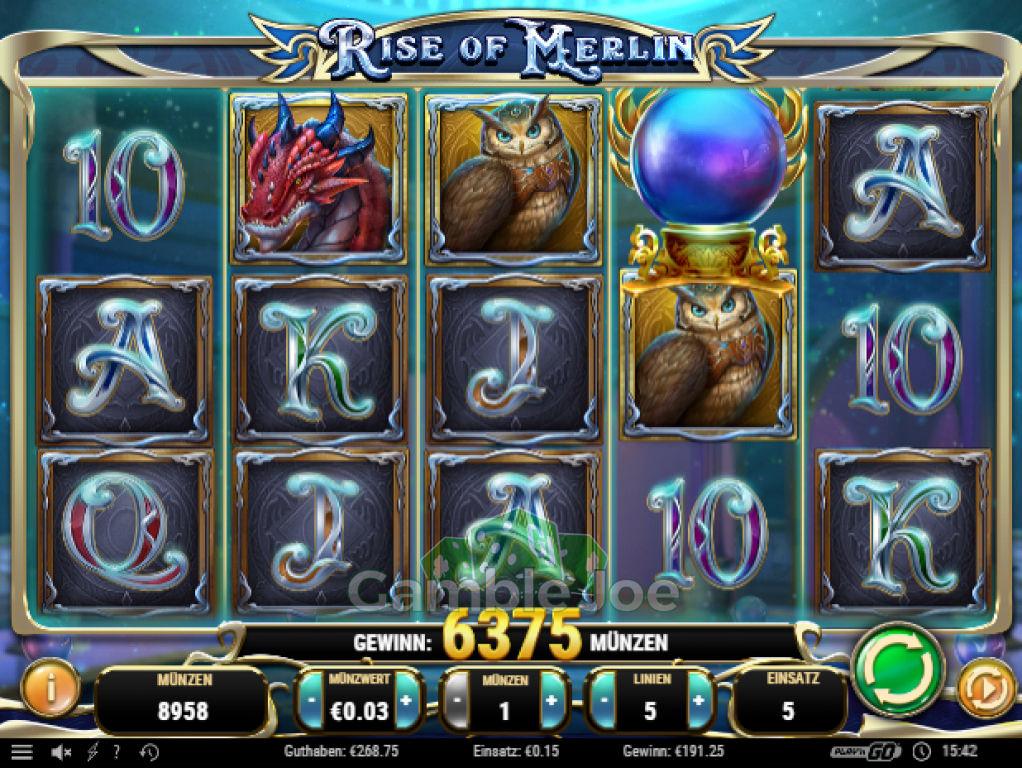 Rise of Merlin Gewinnbild von btssultan